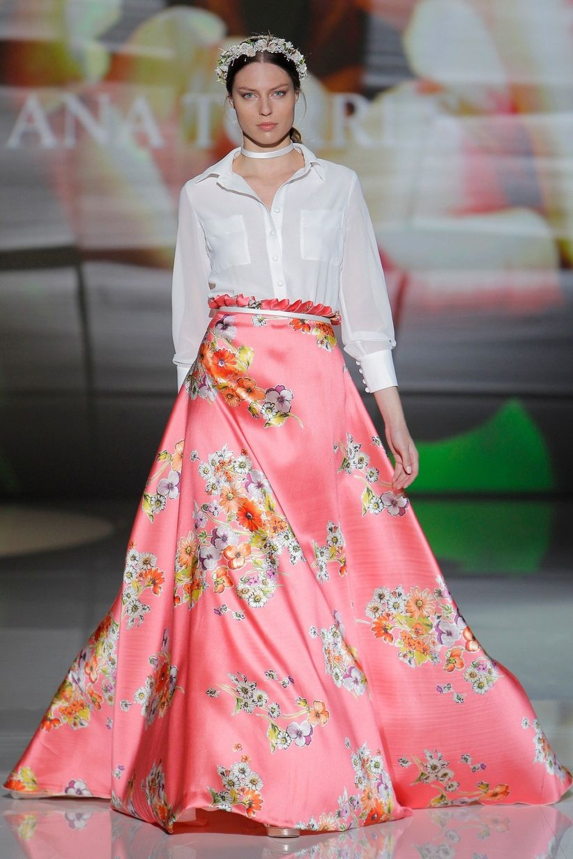 Así se vivió la Barcelona Bridal Fashion Week 2016