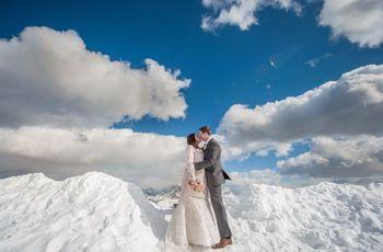 El matrimonio celestial de Kim y James