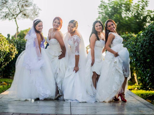 Las Tremendas: unas 'novias crazys' y su original álbum post boda