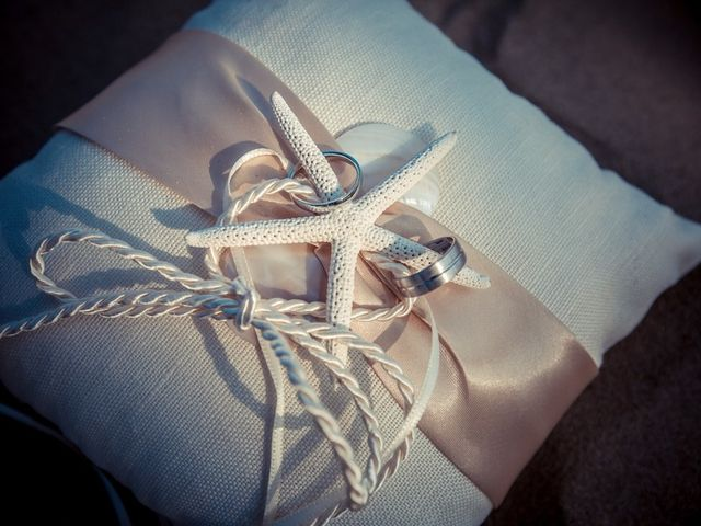 20 ideas para tu matrimonio estilo marinero