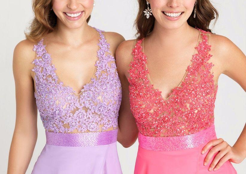 30 vestidos para las damas de honor