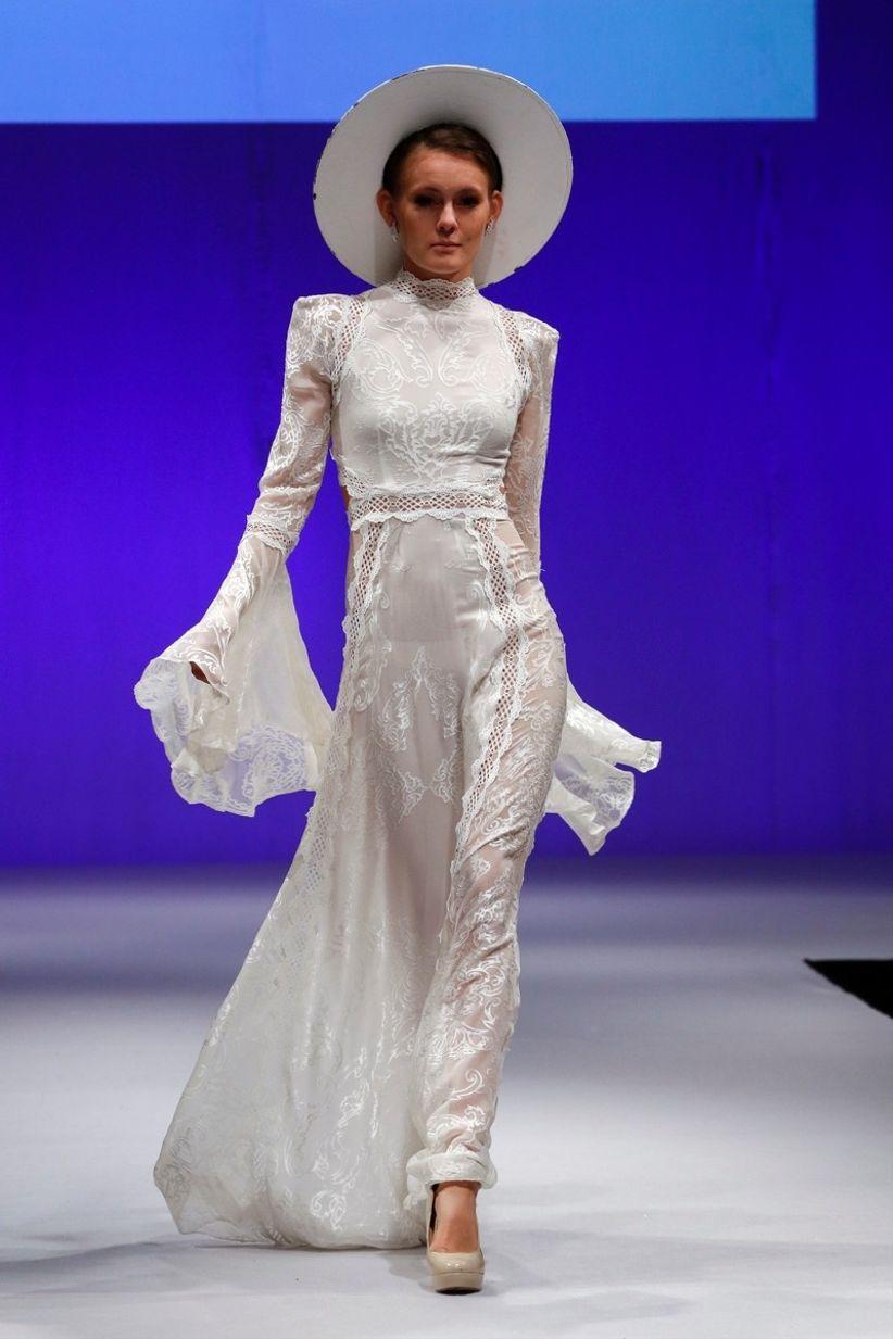 Lujo Vestidos De Novia Gótico En Venta Imágenes - Vestido de Novia ...