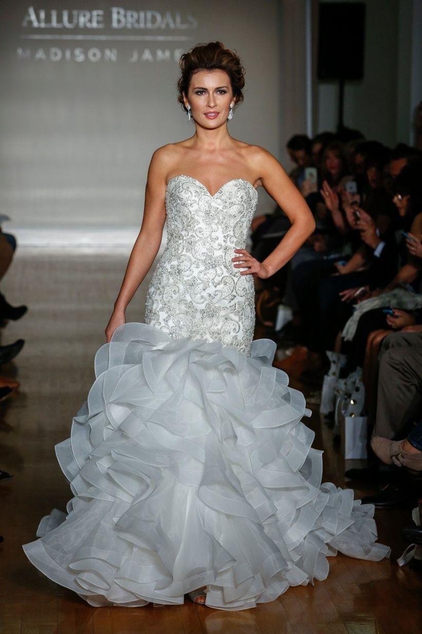 Dorable Vestidos De Novia Yolan Cris Ensign - All Wedding Dresses ...
