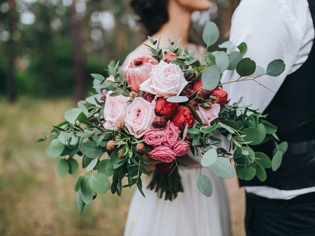 22 bouquets de novia estilo campestre: ¡la belleza de la naturaleza!