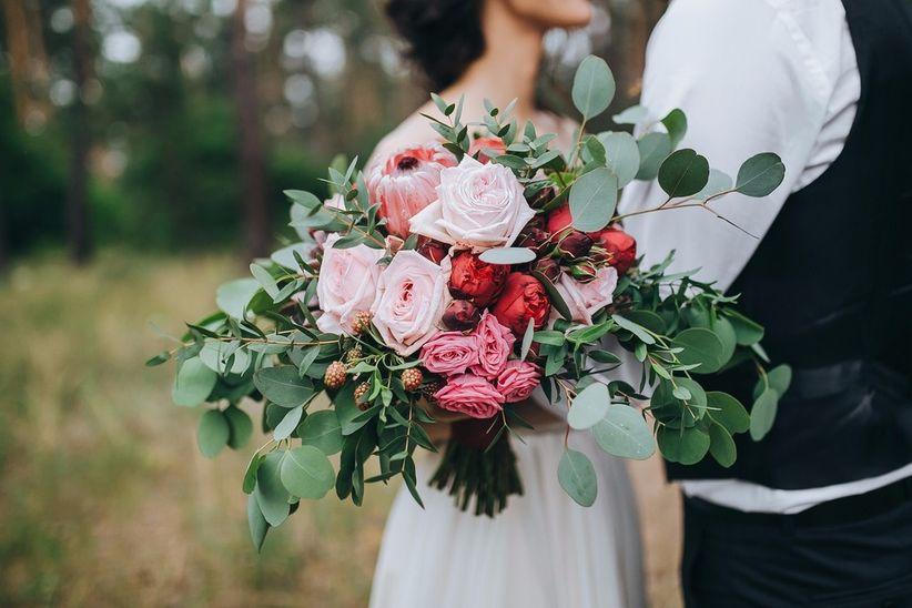 Ramos de novia estilo campestre ¡Elige tu favorito! 💐 1