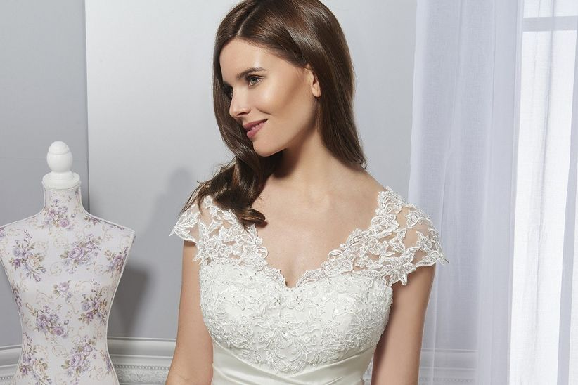 0b4c64ba 14 tipos de mangas en tu vestido de novia: una respuesta a tu estilo ...