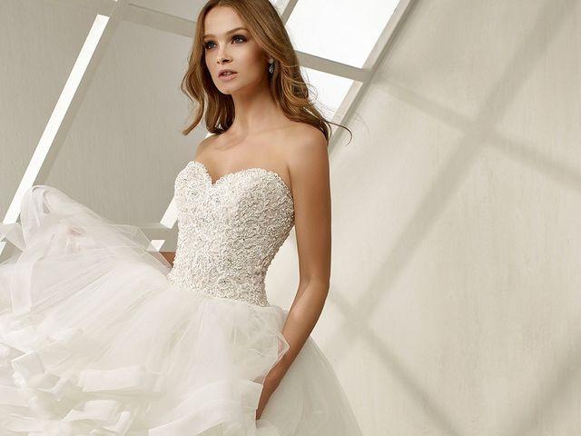 50 vestidos de novia corte princesa: ¡este 2019 totalmente deslumbrante!
