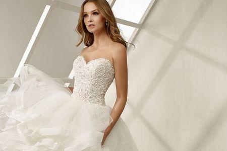 50 vestidos de novia corte princesa: ¡este año totalmente deslumbrante!