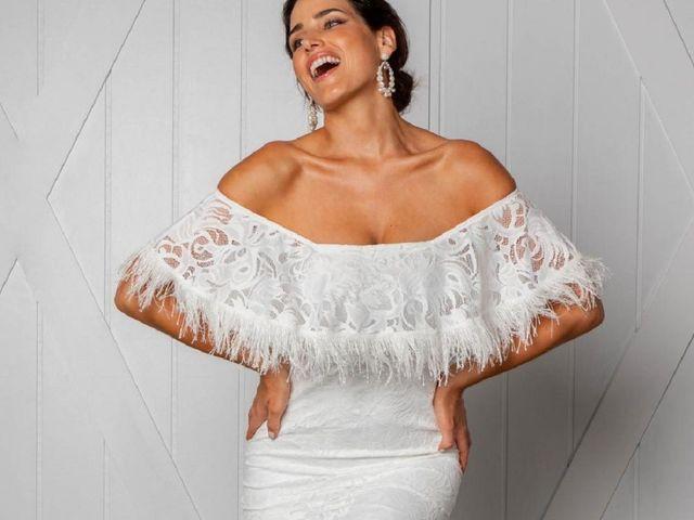 50 vestidos de novia para matrimonio civil 2019: ¡diseños irresistibles para las más exigentes!