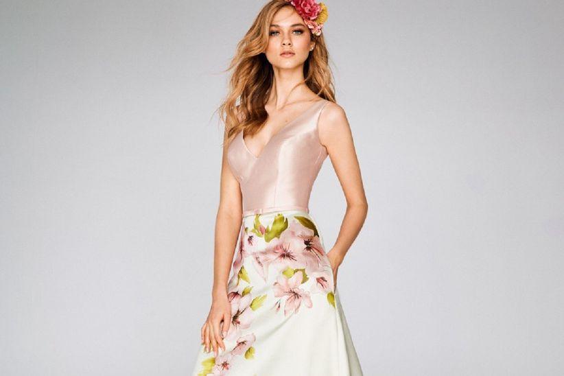 Modelos de vestidos largos para noche de gala