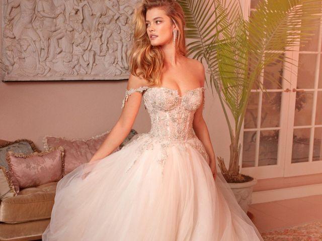 Vestidos de novia Galia Lahav 2019: ¿estás preparada para deslumbrar?