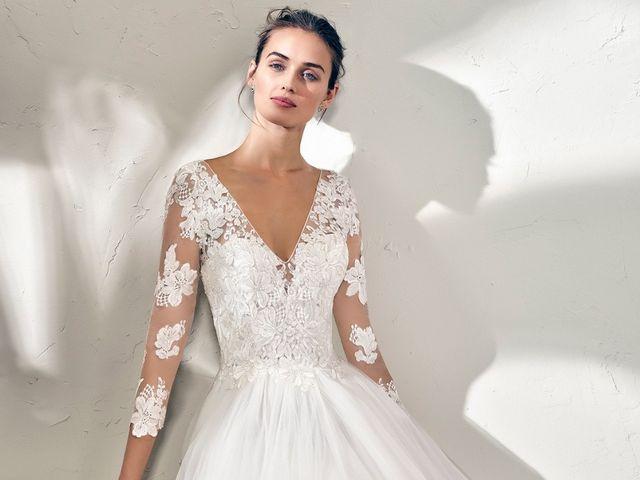 Vestidos de novia 2019: ¡descubre lo nuevo de Adriana Alier!