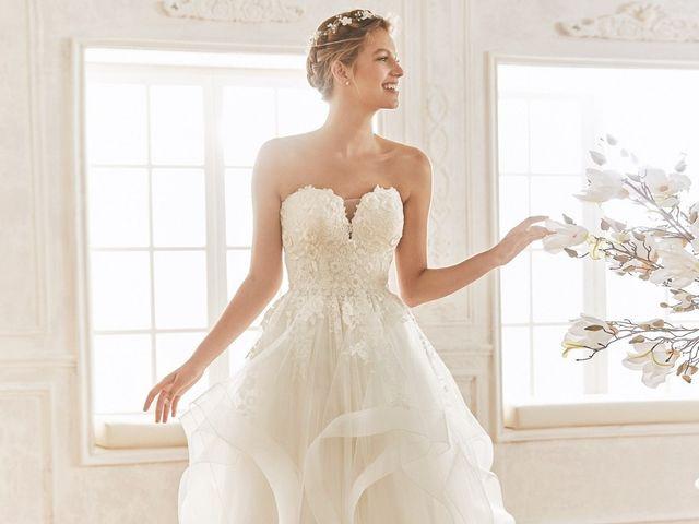 60 vestidos de novia 2019: los modelos más románticos