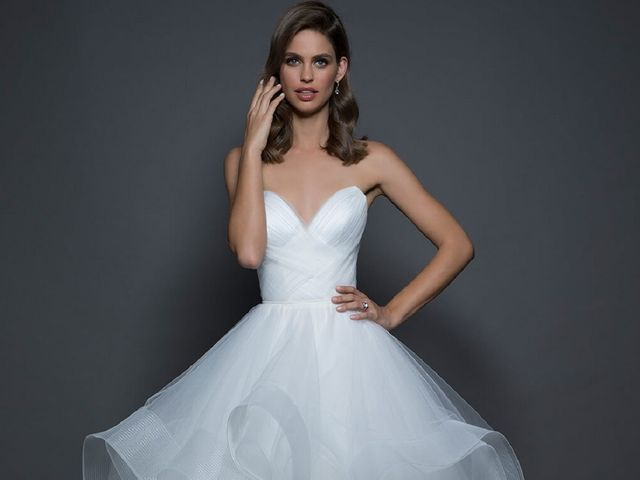 ¿Conoces las diferentes tonalidades de blanco para el vestido de novia?