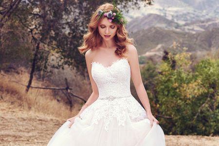 Lo nuevo en vestidos de novia con encaje ¿te los vas a perder?
