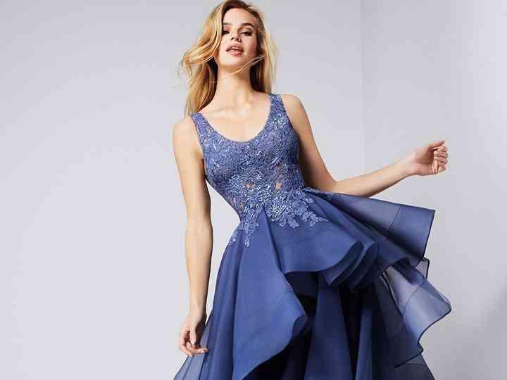 65 Vestidos Para Damas De Honor 2018 Atentas Novias