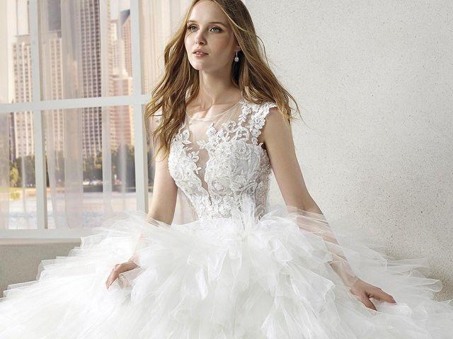 Vestidos de novia Miss Kelly 2019: belleza que jamás pasará desapercibida