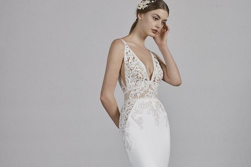 vestidos de novia pronovias 2019: para la mujer que lo quiere todo