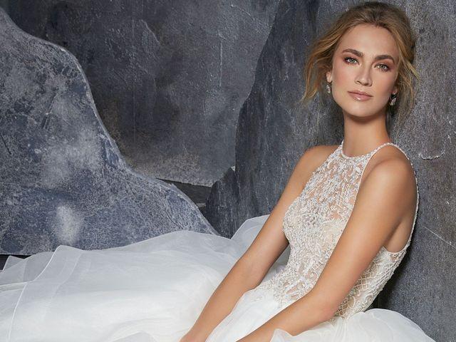 Vestidos de novia Morilee 2019: provocadores diseños para soñar