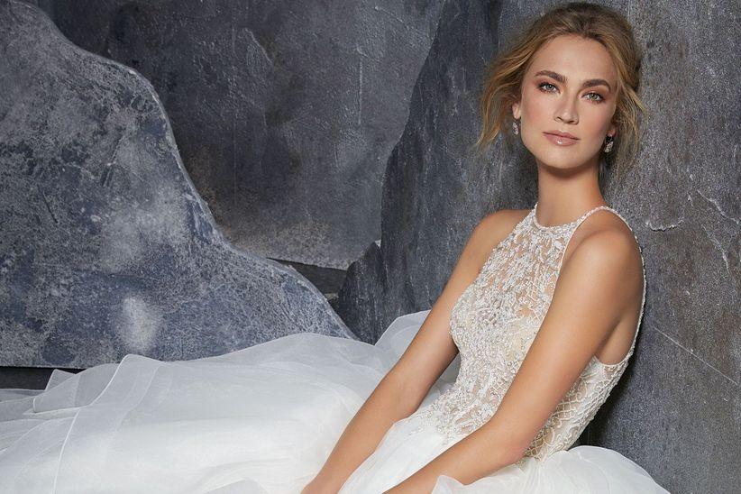 Vestidos novia mori lee 2019