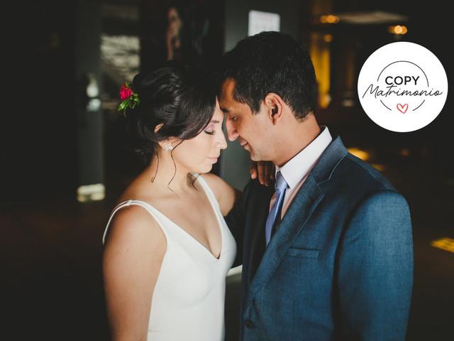 ¡Inspírense en un matrimonio real! La celebración de Edison y Diana les dará las mejores ideas para su propia boda