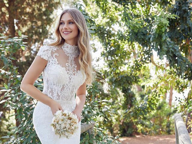 Vestidos de novia Ronald Joyce 2021: ¡todo lo que has soñado y más!