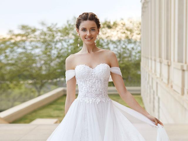 60 vestidos de novia 2020 para un matrimonio de día ¡prepárate para deslumbrar!