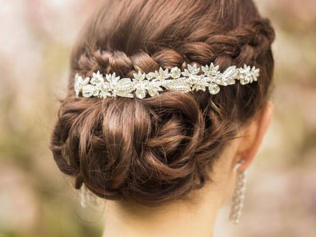 6 estilos de peinado de novia según tu tipo de cabello
