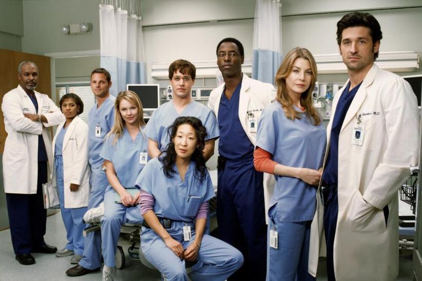 Grey's Anatomy, serie de netflix Anatomía según Grey