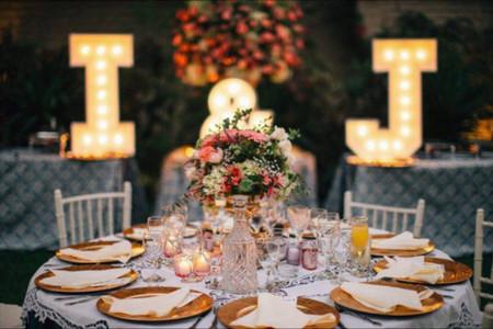 Cómo transformar su salón de eventos en 6 pasos para tener una boda extraordinaria
