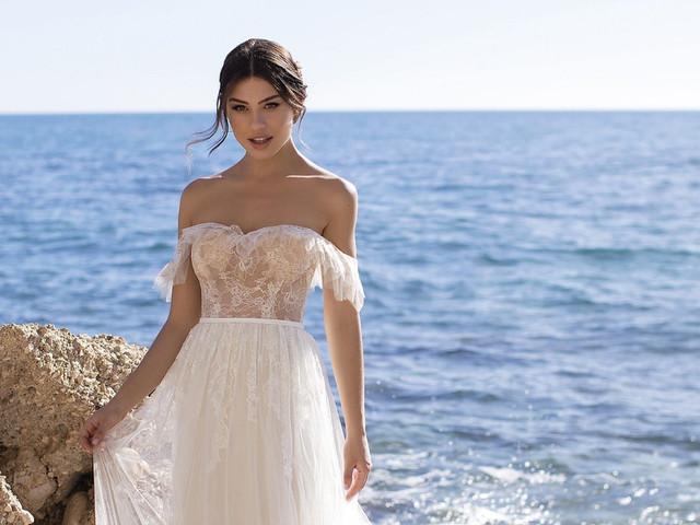 ¡Vestidos de novia eco-friendly! Moda sostenible que aporta al planeta