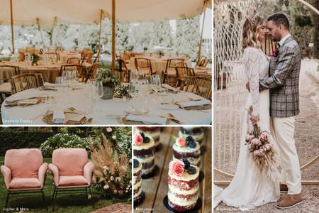 Tendencias en bodas 2021: ¡descubran cómo serán los enlaces!