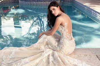 30 vestidos de novia 2020 con escotes de infarto en la espalda