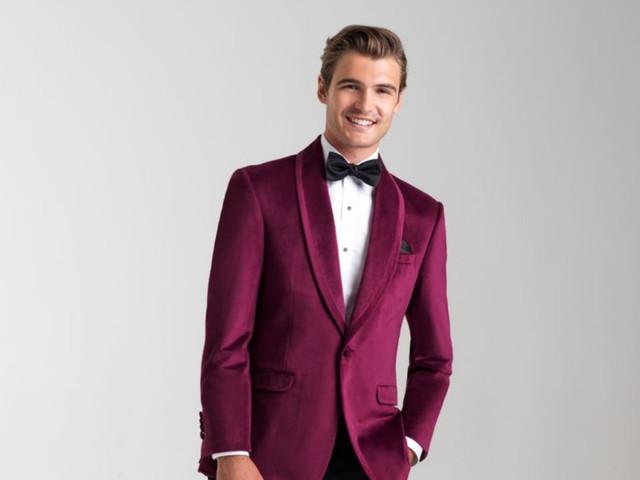 Ternos de novio Allure Men 2021: para el caballero moderno