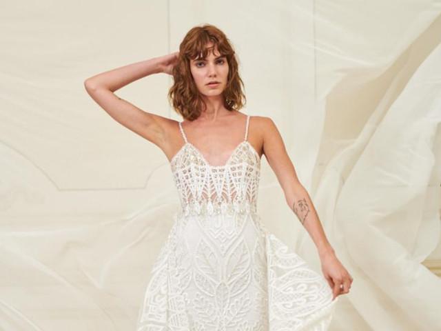 Vestidos de novia Yahel Waisman 2020: talento peruano para el look bridal más logrado