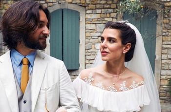 La boda religiosa de Carlota de Mónaco con Dimitri Rassam