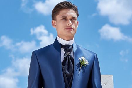 Trajes de novio 2019: tendencias para el vestuario de tu gran día