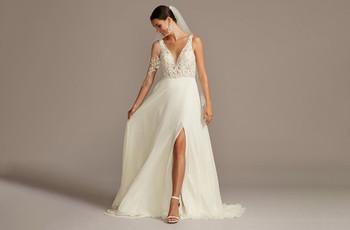 Vestidos de novia David's Bridal: ¡lo último en tendencia nupcial!
