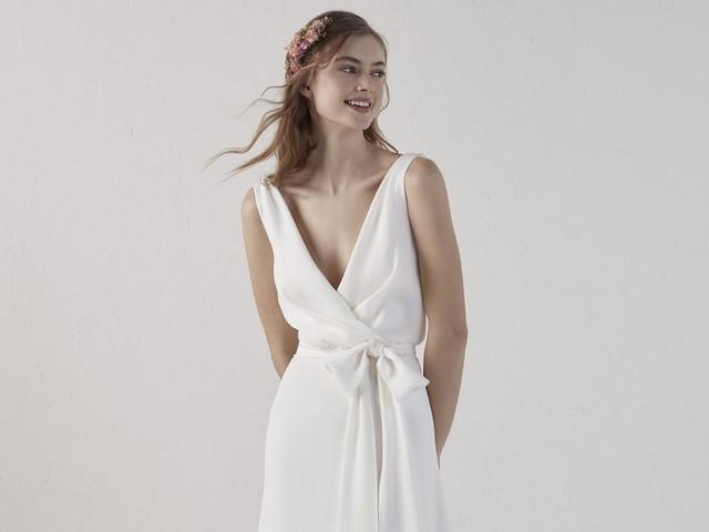 Vestidos de novia estilo vintage: 25 diseños de inspiración retro que no podrás resistir