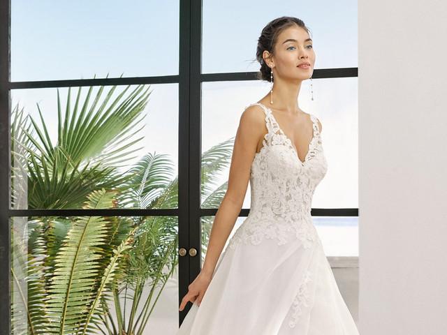 Vestidos de novia Adriana Alier 2020: ¡atención novia millennial!
