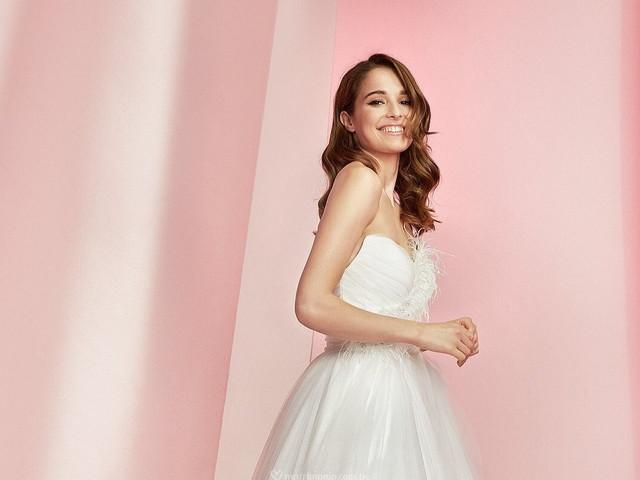 Descubre 25 vestidos de novia cortos ¡de alto impacto!