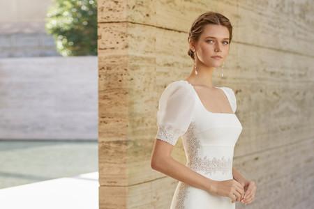 'Los Bridgerton' nos traen la tendencia más tentadora del 2021 para tu look de novia