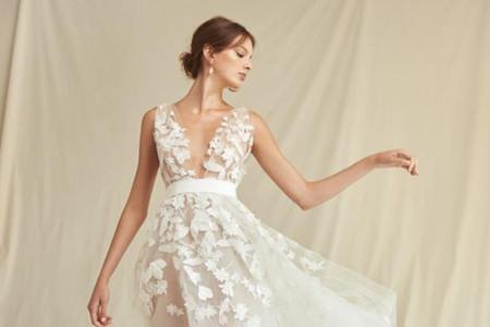 Oscar de la Renta 2021: diseños románticos para novias modernas