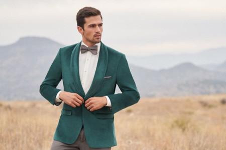 Estas son las mejores tendencias en trajes de novio 2021