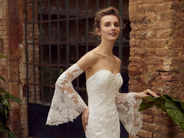Vestidos de novia Miss Kelly 2021: ¡para princesas que se casan!