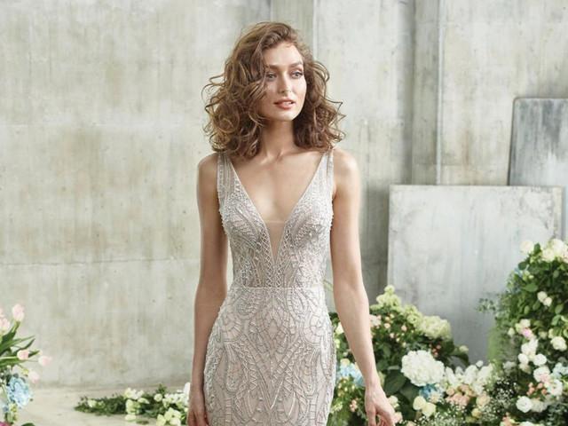 Vestidos de novia Badgley Mischka 2021: ¡elegancia pura!