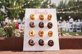Tabla de donuts DIY: el paso a paso para una dulce decoración que enamorará a todos