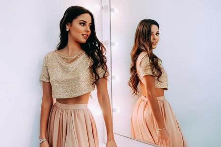 Los 10 mejores looks para invitada de Luciana Fuster ¡no te pierdas estos maravillosos outfits de fiesta!