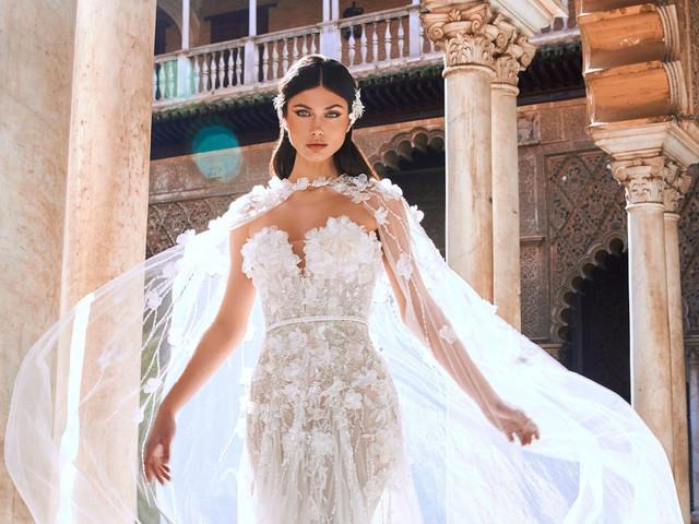 Te enamorarás de los vestidos de novia Pronovias 2022 ¡todo un festín para los ojos!