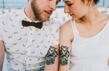 Love Tattoos: ¿qué tal un tatuaje en pareja como sello de su amor eterno?